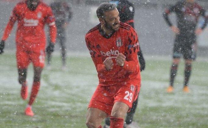 Beşiktaş'ın kadrosunda 2 eksik var