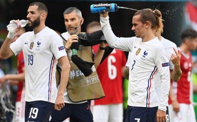 Portekiz - Fransa maçı canlı olarak Tuttur'da