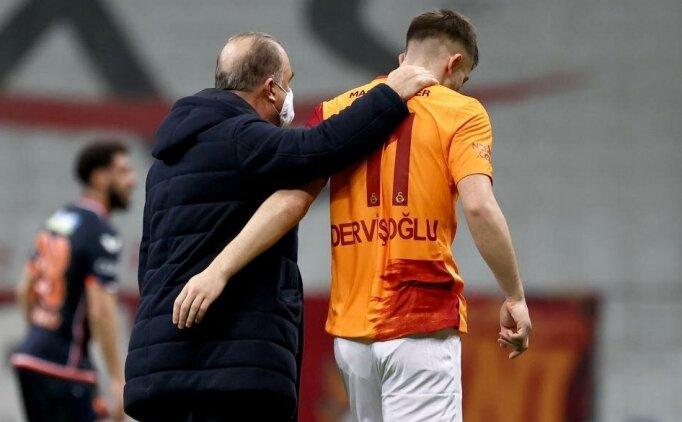 Galatasaray'da Halil Dervişoğlu harekatı