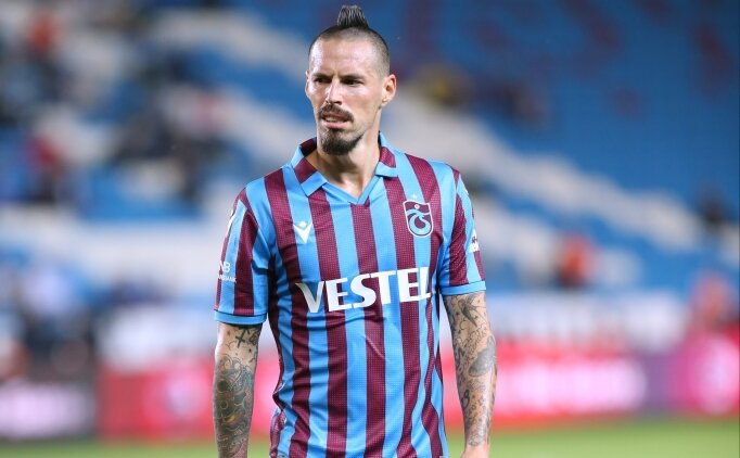 Marek Hamsik, Fenerbahçe maçında yok