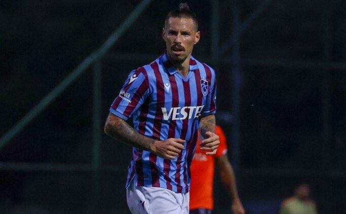 Trabzonspor'da rol model Hamsik