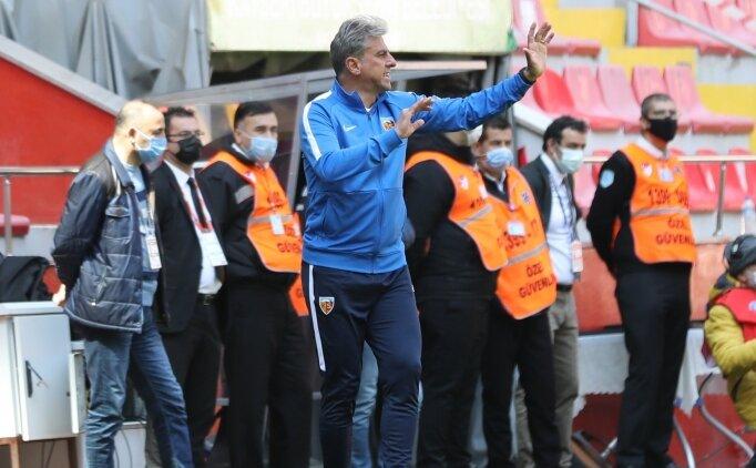 Hamza Hamzaoğlu: 'Oyuncularımızı tebrik ediyorum'