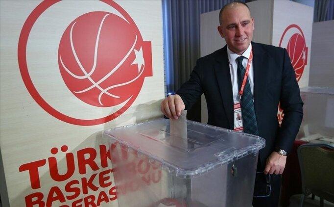 Eski TBF Başkanı Harun Erdenay, başkanlığa adaylığını açıkladı