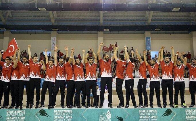 İşitme Engelliler Avrupa Hentbol Şampiyonası başlıyor
