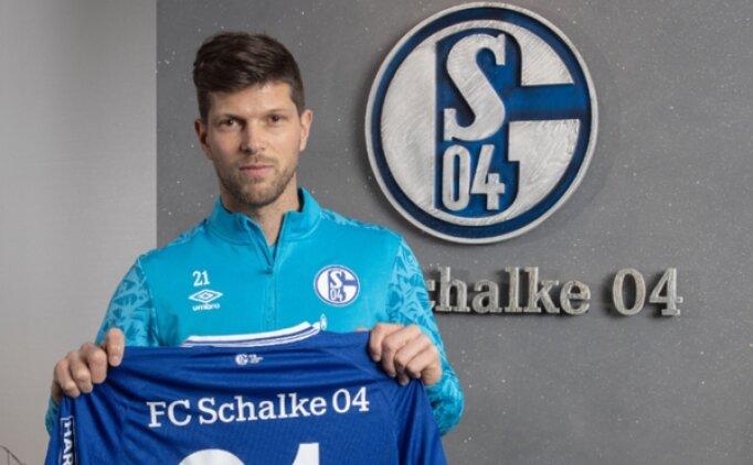 Huntelaar, 3,5 yıl sonra Schalke 04'e döndü