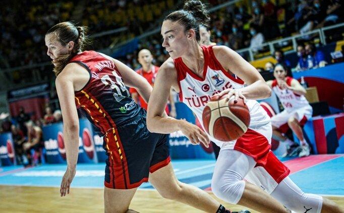 Potanın Perileri, EuroBasket'e veda etti