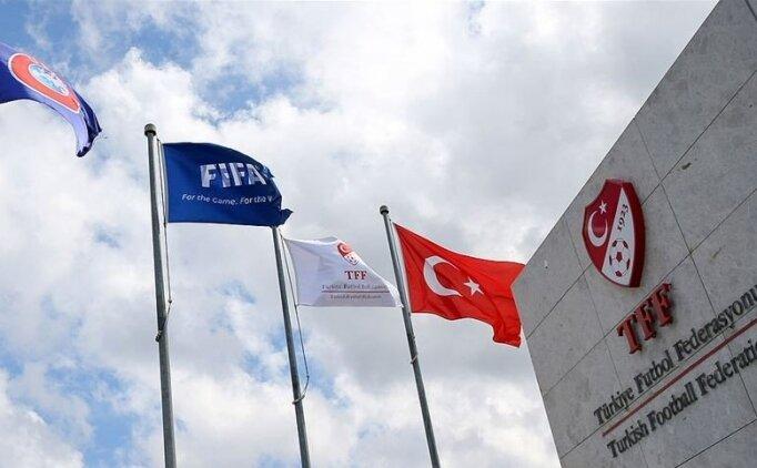TFF'den 3 kulübe transfer limitini aştığı için ihtar