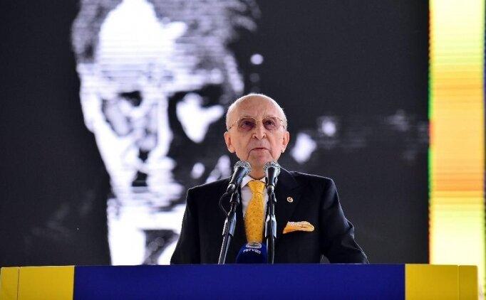 Vefa Küçük: 'Fenerbahçe'de seçim iptal olmayacak'