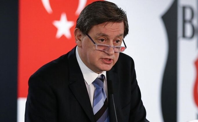 Beşiktaş Kulübü'nün yeni icra kurulu belli oldu