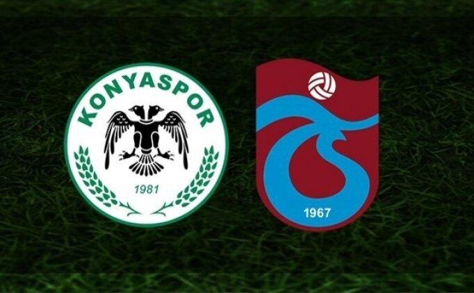 Konyaspor Trabzonspor maçı canlı şifresiz izle (bein sports izle)