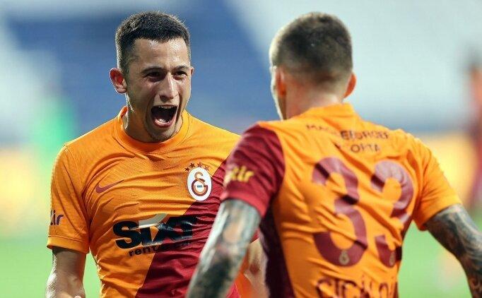 Olimpiu Morutan, Kasımpaşa - Galatasaray maçına damga vurdu