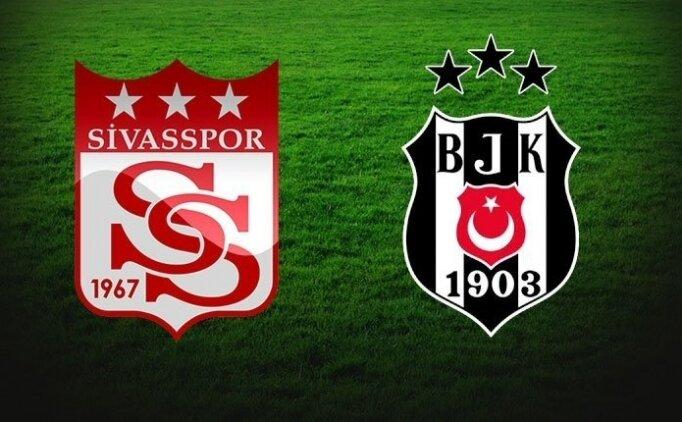 Sivasspor Beşiktaş maçı canlı şifresiz izle (bein sports 1 izle)