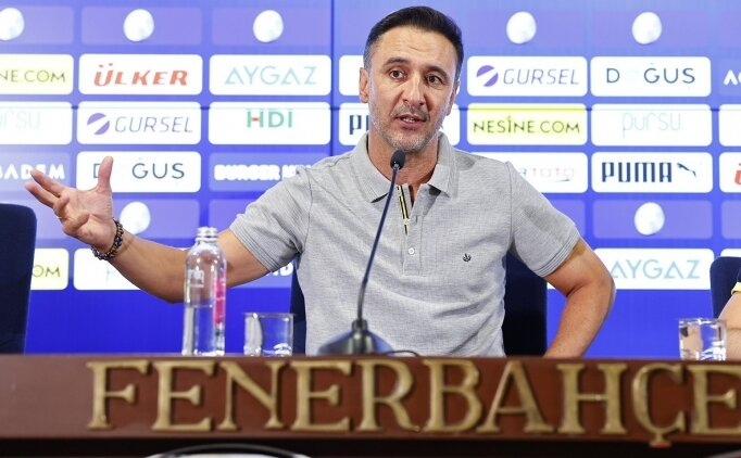 Vitor Pereira'dan şampiyonluk açıklaması