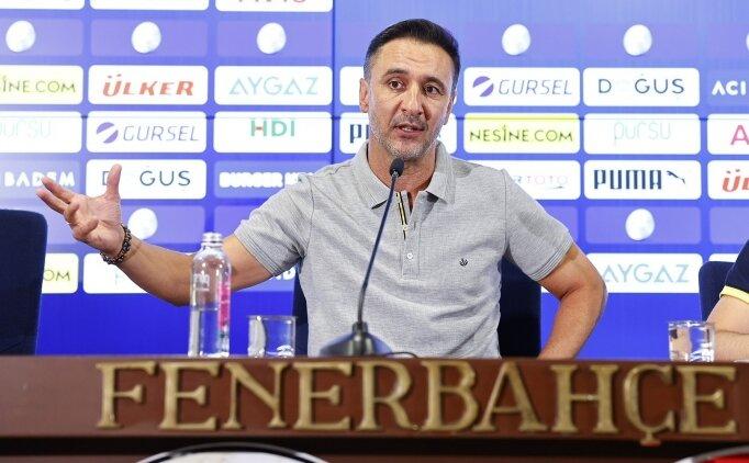 Vitor Pereira'dan Giresunspor maçı sonrası açıklamalar