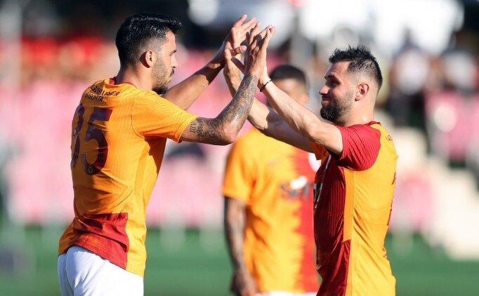 Galatasaray'da Ömer Bayram ıslıklandı