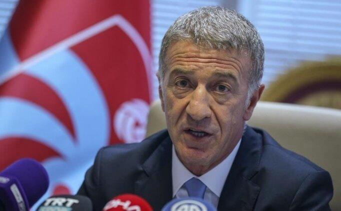 Ahmet Ağaoğlu: 'İki futbolcuyla anlaştık'