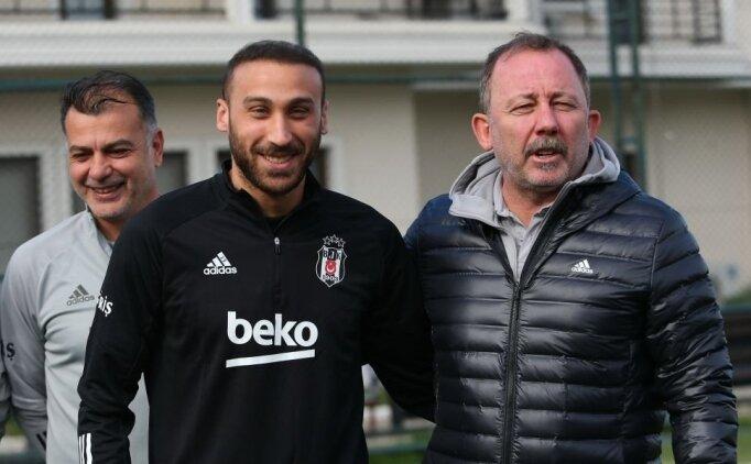 Beşiktaş'ta Cenk Tosun kararı