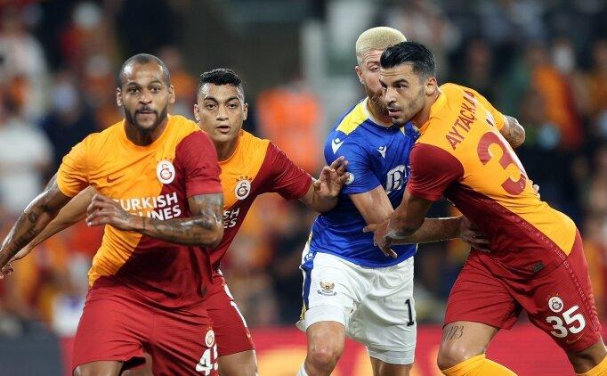Galatasaray tur biletini İskoçya'ya bıraktı