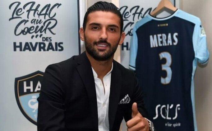 Trabzonspor, Umut Meraş'a rest çekti