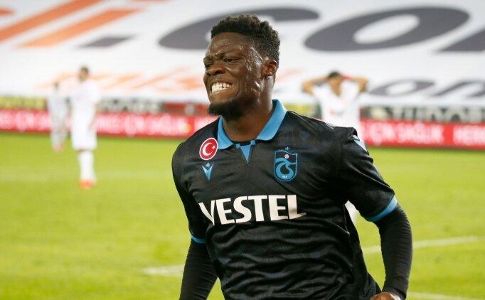 Trabzonspor'un Caleb Ekuban pazarlığı