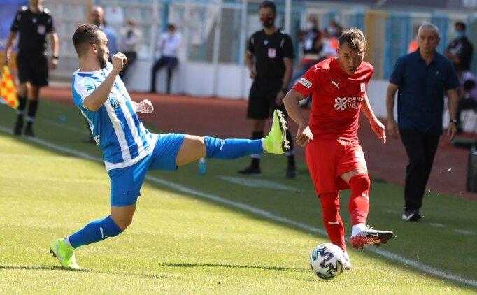 Sivasspor'da 3 eksik, 2 belirsiz