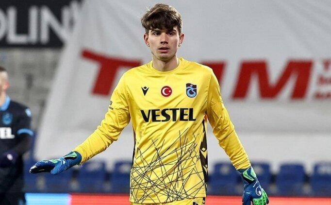 Trabzonspor ve Eskişehirspor'un genç kalecileri ilk maçlarını kazandı!