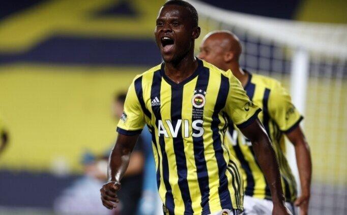 Fenerbahçe'de Samatta ve Serdar Aziz kadroda yok