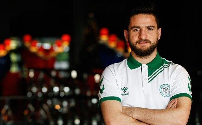 Konyaspor'dan kaptan Ömer Ali Şahiner'e duygusal veda