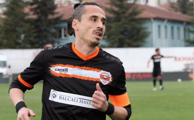 Adanaspor'a 8 hafta sonra galibiyeti Serdar Özkan getirdi