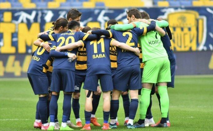 Ankaragücü, Konyaspor maçına tek eksikle çıkacak