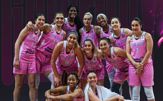 Bellona Kayseri Basketbol'a Kadınlar EuroLeague daveti