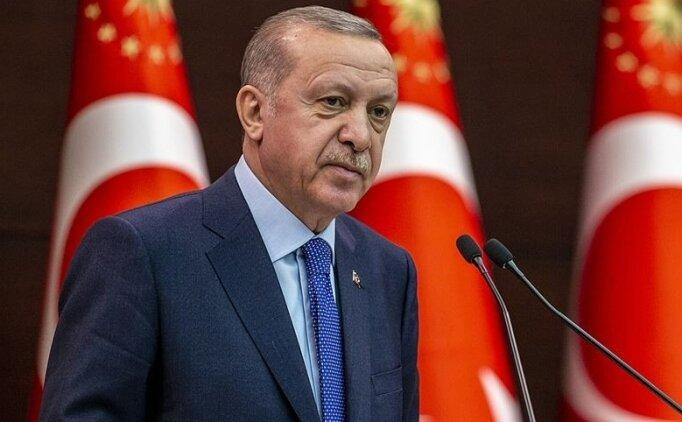 Cumhurbaşkanı Erdoğan'dan Olimpiyatlar için açıklamalar