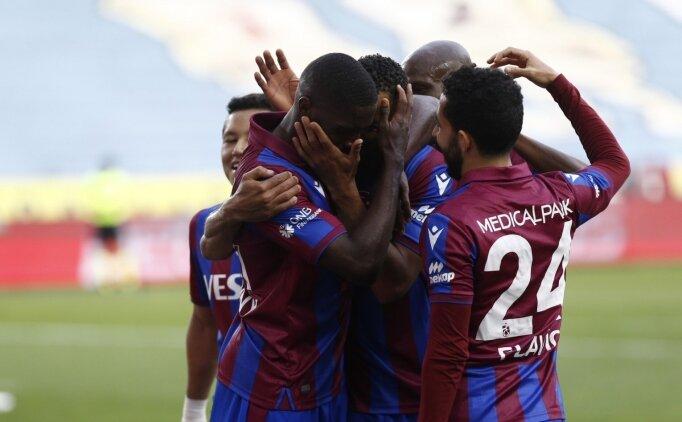Trabzonspor'dan Antalyaspor'a 21 maçlık üstünlük