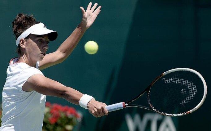 Pemra Özgen, Wimbledon elemelerine birinci turda veda etti