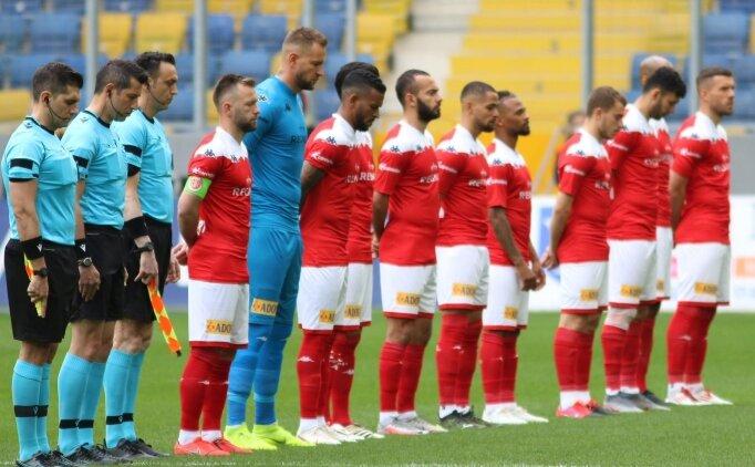 Antalyaspor, Sivasspor maçına 5 eksikle çıkacak