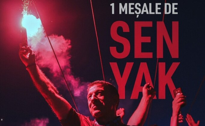 Trabzonspor'da 54. yıl kutlamaları başladı