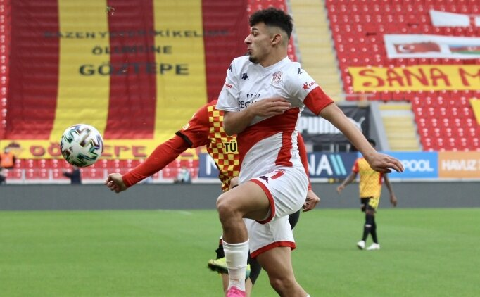 Göztepe'ye bir darbe de Antalyaspor'dan!