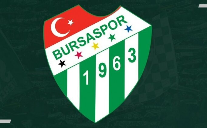 Bursaspor'da teknik heyet ve personele ödeme