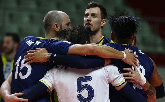 Fenerbahçe Erkek Voleybol'da 1 koronavirüs daha
