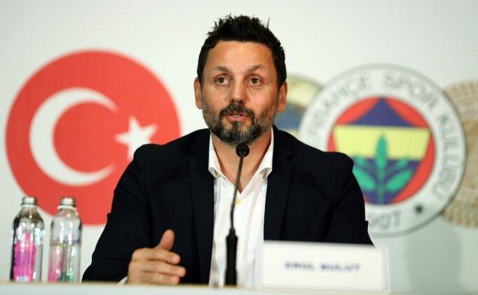 Fenerbahçe'de Erol Bulut ismi silinmedi!