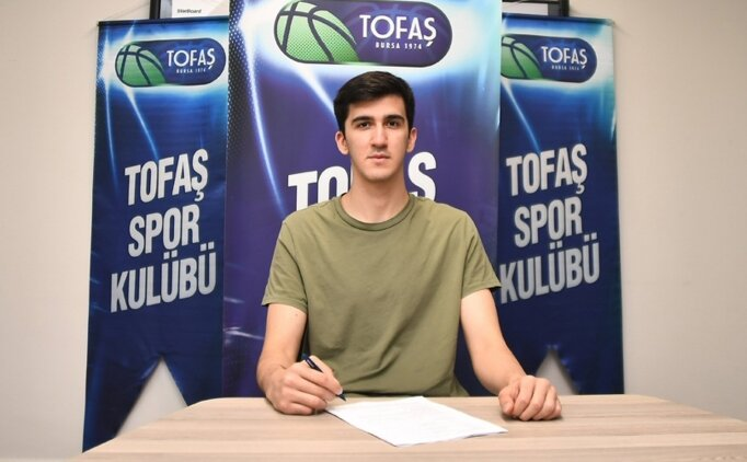 TOFAŞ, Bülent Hamza Çelik ile profesyonel sözleşme imzaladı