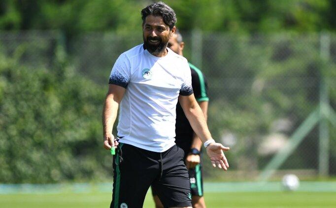 İlhan Palut: 'Konyaspor'un gücünü göstereceğiz'