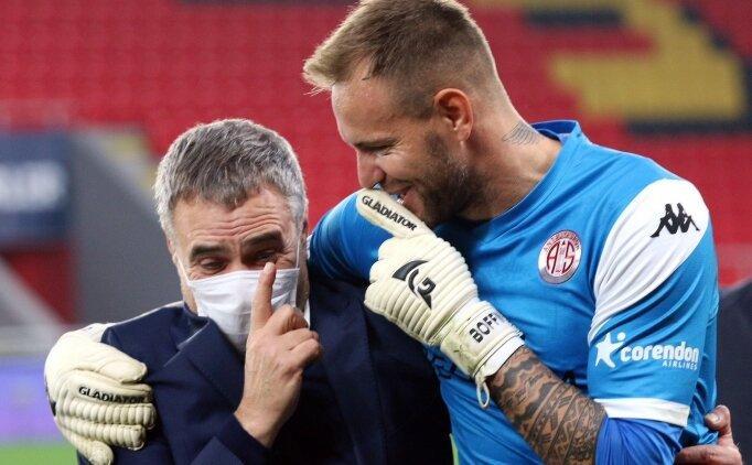 Antalyaspor, Ersun Yanal ile bu sezon bir ilki yaşadı