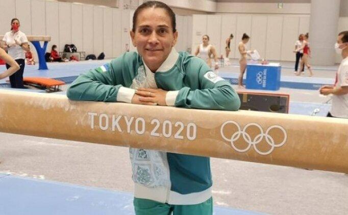 Oksana Chusovitina, 46 yaşında emekliye ayrıldı