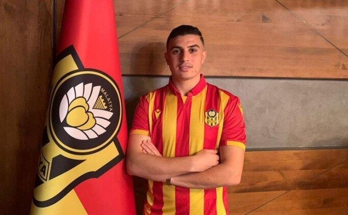 Yeni Malatyaspor'da Karim Hafez 4-6 hafta yok