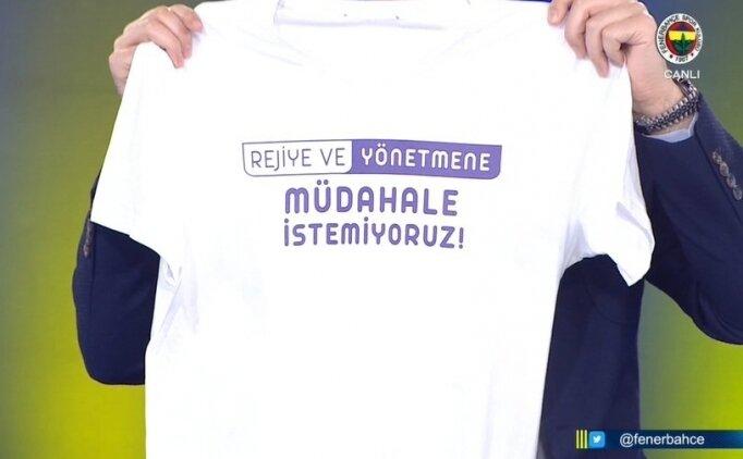 Fenerbahçe'den yayıncı kuruluşa protesto!