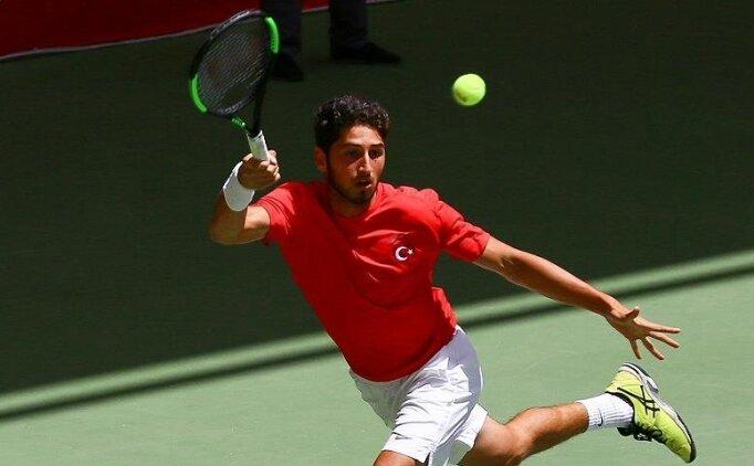 Altuğ Çelikbilek, Wimbledon elemelerine ikinci turda veda etti