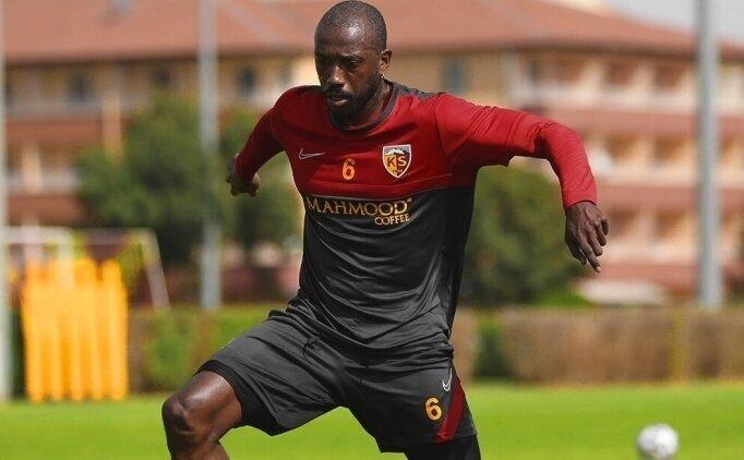 Kayserispor'da Fernandes kararı