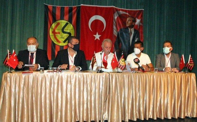 'Eskişehirspor kapanabilir!'