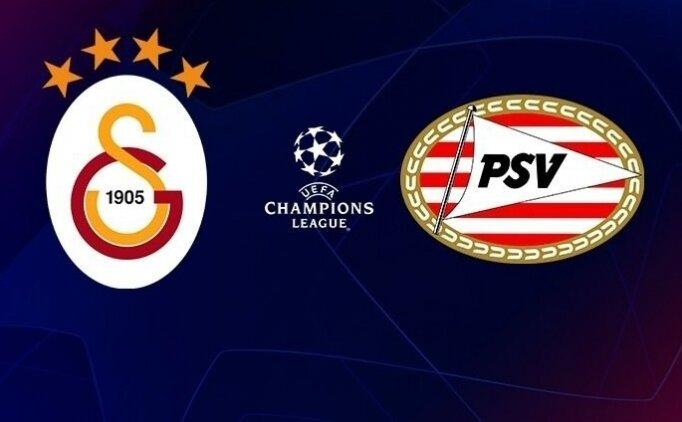 Galatasaray PSV Eindhoven maçı canlı şifresiz izle! (Spor Smart izle)
